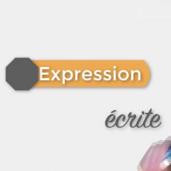 expression écrite